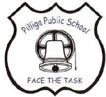 Pilliga Public School logo